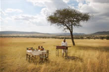 exclusive safaris in tanzania - Dunia Camp