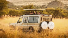 Four Seasons Safari Lodge Serengeti - game vehicle