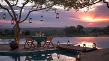 Four Seasons Safari Lodge Serengeti - sunset