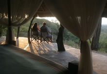 exclusive safaris in tanzania - Kisampa Bush retreat