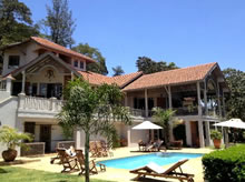 onsea house in arusha