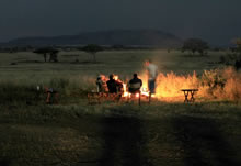 serengeti mara camp campfire stories